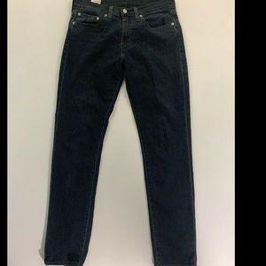 Levi's 511 Men's Blue Slim Fit Jeans Size 31x32
